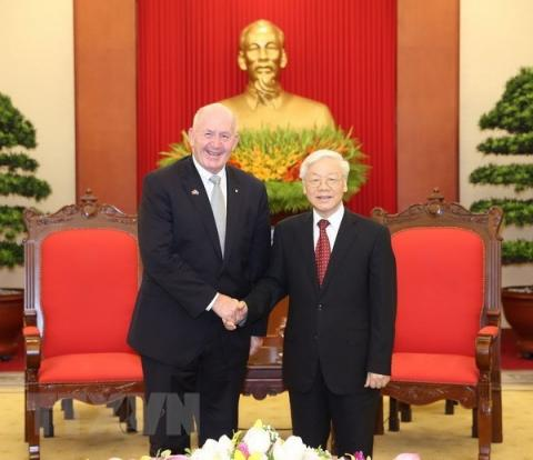 Australia wants pragmatic cooperation with Vietnam