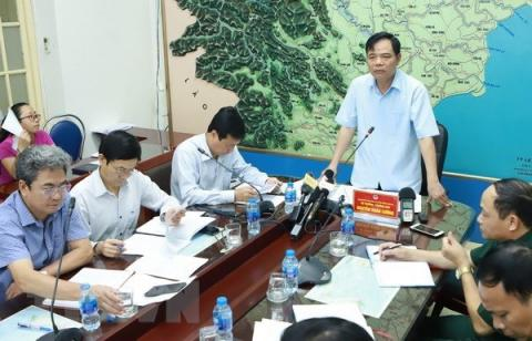 Vietnam stays vigilant in response to natural disasters