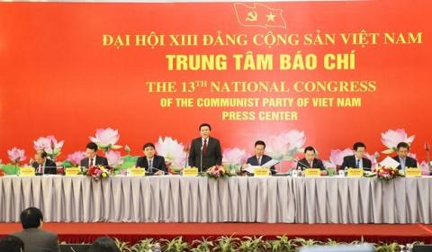 Vietnam: 13th-tenure Party Central Committee to have reasonable personnel structure