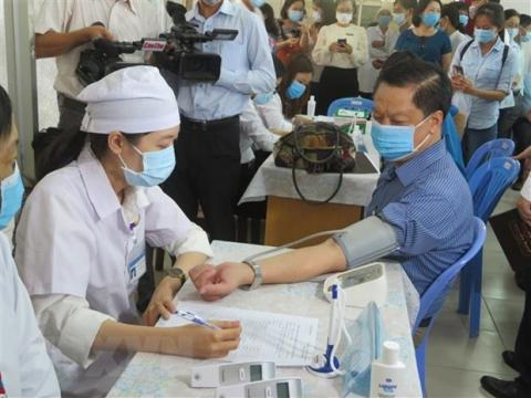 No new COVID-19 cases recorded in Vietnam on April 20 morning
