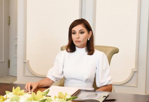 First Vice-President Mehriban Aliyeva: May Almighty God bless the people of Azerbaijan and grant each of you good health, happiness and a long life