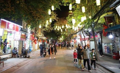 Vietnam capital to revitalise traditional Tet space in Old Quarter