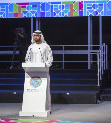 Over 400 leaders across arts, policy, technology and media to attend CultureSummit 2018 Abu Dhabi