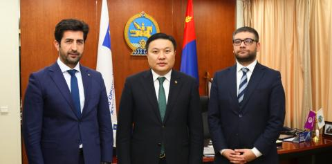 ENVIRONMENT MINISTRY TO EXPAND COOPERATION WITH TIKA