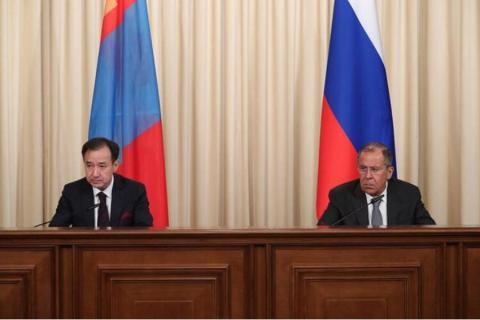 S.V.LAVROV: MONGOLIA TO HAVE MANY OPPORTUNITIES WITH GREATER EURASIAN PARTNERSHIP