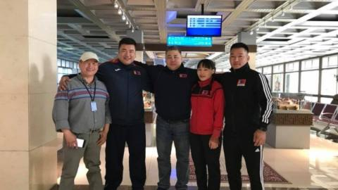 MONGOLIAN ATHLETES TO COMPETE IN WORLD POWERLIFTING CHAMPIONSHIPS