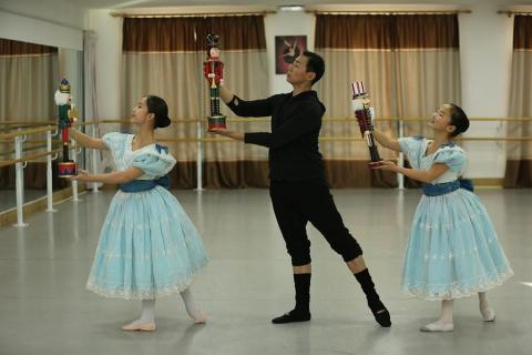 'MONGOLIAN NATIONAL BALLET' SECOND COMPETITION TO BE HELD