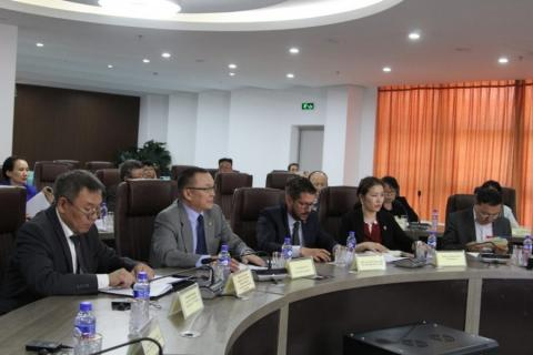 MONGOLIA TO INTENSIFY DEVELOPMENT OF BIOTECHNOLOGY COOPERATING WITH CUBA