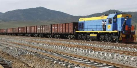RAILWAY OF TAVANTOLGOI - ZUUNBAYAN ROUTE TO BE BUILT UNDER CONCESSION AGREEMENT