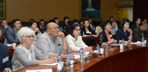 S.MUNKH-ORGIL: MONGOLIA HAS POTENTIAL TO JOIN GLOBAL GEOPARKS NETWORK
