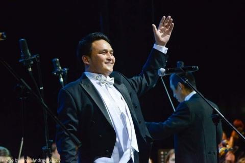 CH.BADRAL WINS THE CHIGIANA INTERNATIONAL COMPETITION