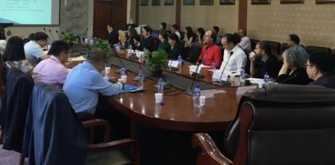 SCHOLARS HIGHLIGHT REVIVAL OF MONGOLIAN LANGUAGE AND LITERATURE STUDY