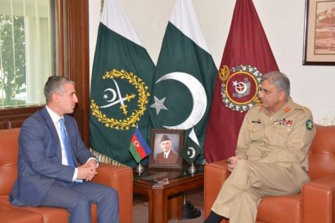 Azerbaijan, Pakistan discuss cooperation in military and military-technical areas