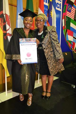 Limkokwing Making A Difference In Lesotho