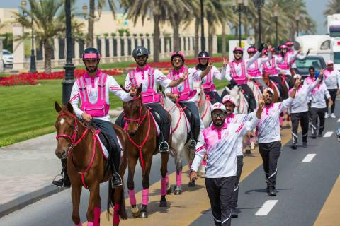 Pink Caravan elevates efforts to combat breast cancer