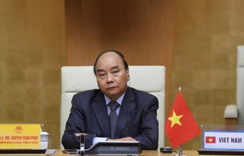Vietnamese PM joins G20 leaders' video conference on COVID-19 combat