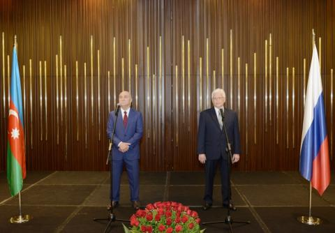 Russia Day marked in Baku