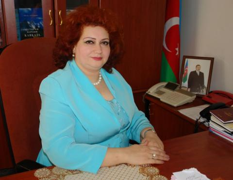 Professor Irada Huseynova elected as full member of Turkic World Research International Academy of Sciences