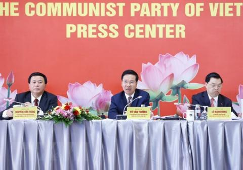 Vietnam: 1,587 delegates to attend 13th National Party Congress