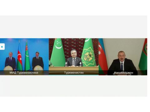 Dostlug field as unique format of co-op in Caspian - another successful strategy of President Ilham Aliyev