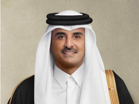HH the Amir to Head State of Qatar's Delegation to 76th Session of United Nations