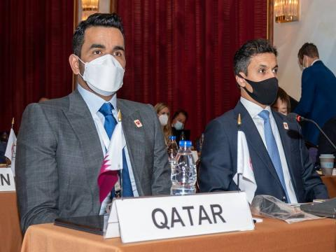QOC Participates in ANOC General Assembly Meetings