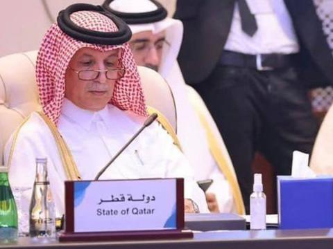 The State of Qatar Participates in the Conference of the Initiative to Support Libya's Stability