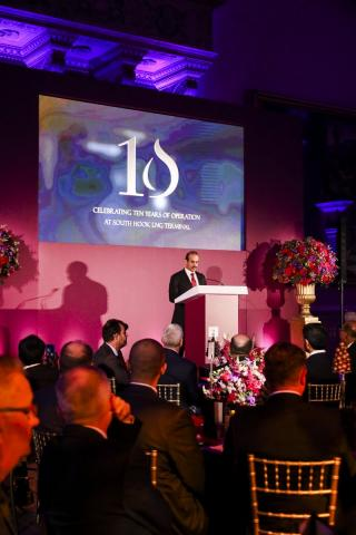QP and Partners Celebrate 10th Anniversary of South Hook LNG Terminal