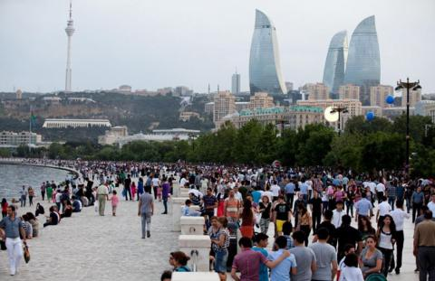 Azerbaijan ranks first among post-Soviet countries for its strong public and political stability