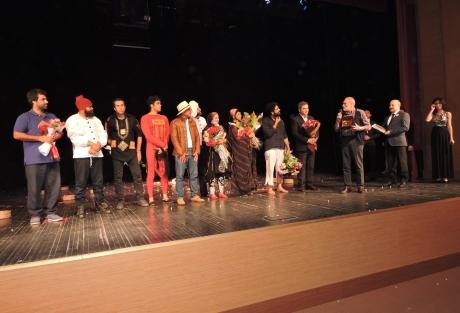3rd Shaki International Theatre Festival kicks off