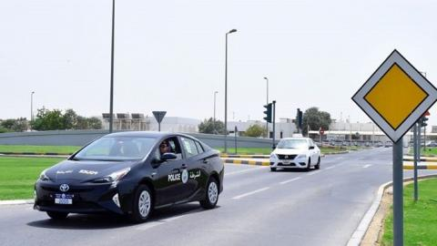 Sharjah Police launch environment-friendly car service