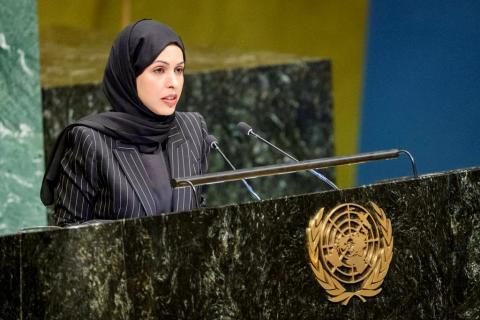 Qatar Affirms Commitment to Support UN Work, Importance of International Cooperation to Confront Covid-19 Pandemic