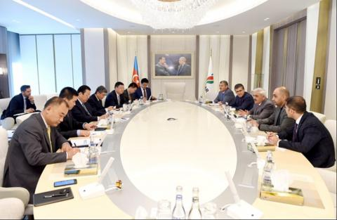 China Export and Credit Insurance Corporation seeks cooperation with SOCAR