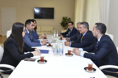 BHOS, Mexican Institute of Petroleum discuss cooperation prospects