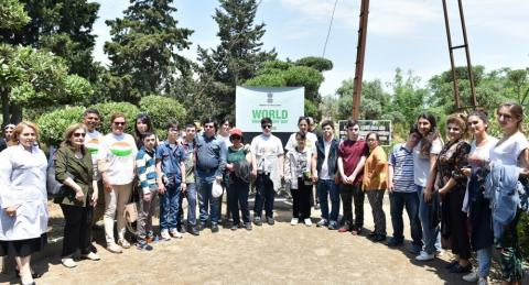 World Environment Day marked in Baku