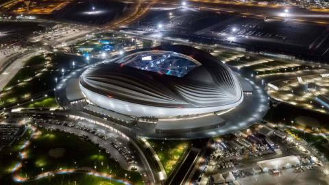 Al Janoub Stadium Hosts AFC Champions League Final