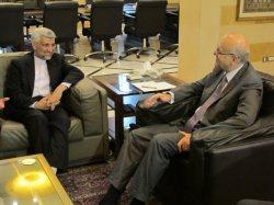 Jalili Calls For Regional Co-op To Stop Spread Of Insecurity
