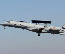 India Gets First Embraer Jet With Indian Airborne Radar Tech