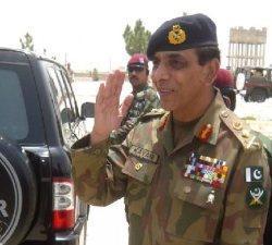 Pakistan Army Chief Says Will Back Political Solution In Balochistan