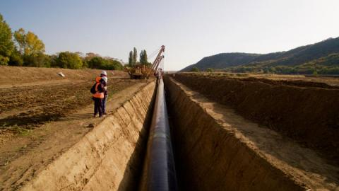TAP's Albania section to be ready on time, if not before deadline – deputy minister