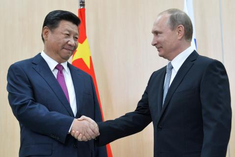 Putin, Xi to meet in November - Chinese ambassador in Moscow