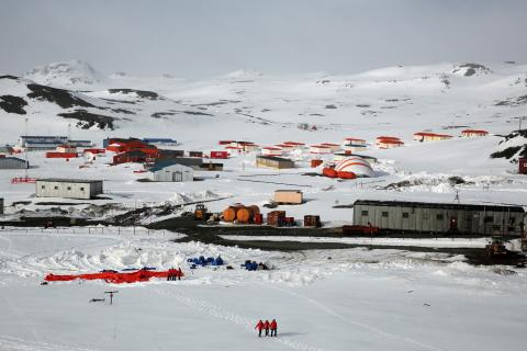 Russian Antarctic station rattled by 6.0 magnitude earthquake