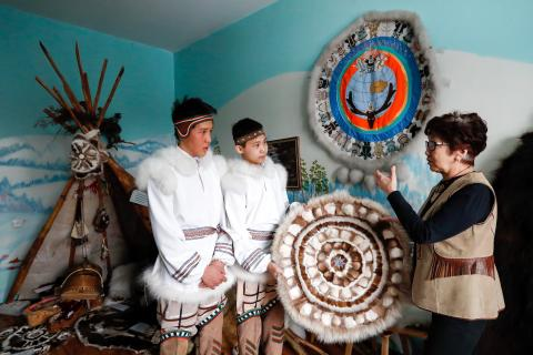 Online lessons, animated films, phrasebooks as ways to preserve Arctic languages