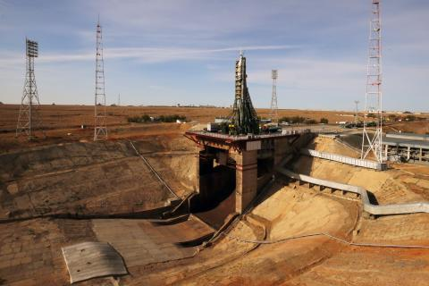 Kazakhstan, Russia agree to develop joint projects at Baikonur launch pad