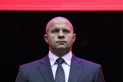 Emelianenko to join Russian delegation to Japan this autumn for national sports exhibition