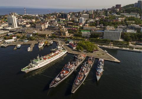 About 40 Pacific Fleet warships to take part in Navy Day celebrations in Vladivostok