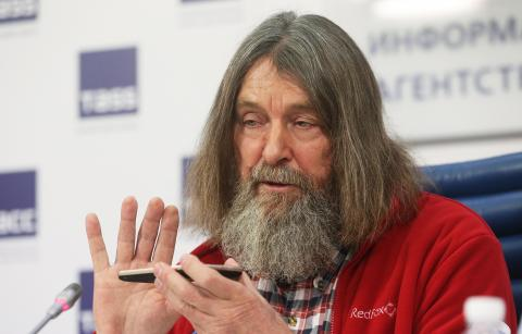 Renowned Russian adventurer on last stretch of voyage before Cape Horn