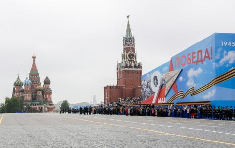 Invitations to Victory parade for non-CIS leaders to be reviewed separately — Kremlin