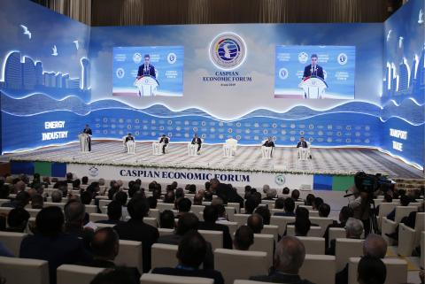 All major Caspian Sea projects should undergo environmental review - official