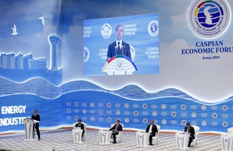 Caspian Region can receive 1 mln tourists annually, needing new infrastructure - PM